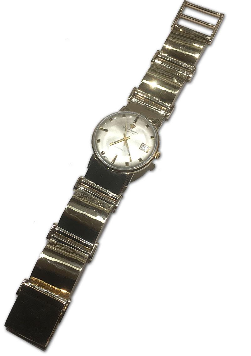 Yellow & White Gold watch